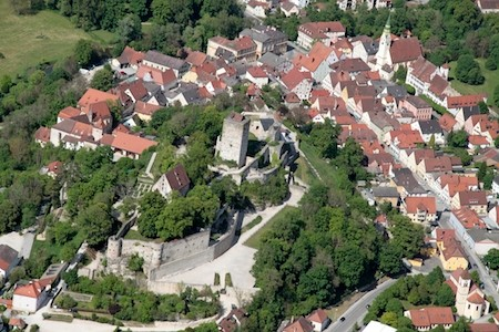 Eventlocation Burg Pappenheim Nürnberg