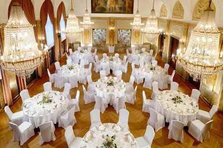 Hochzeitslocation Le Méridien Nürnberg