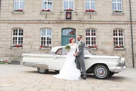 Hochzeitsauto Dreamcar Nürnberg