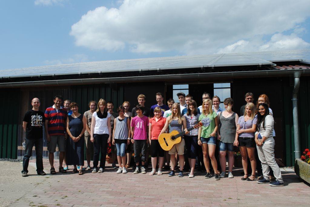 Schüler-Sommerkonzert 2012