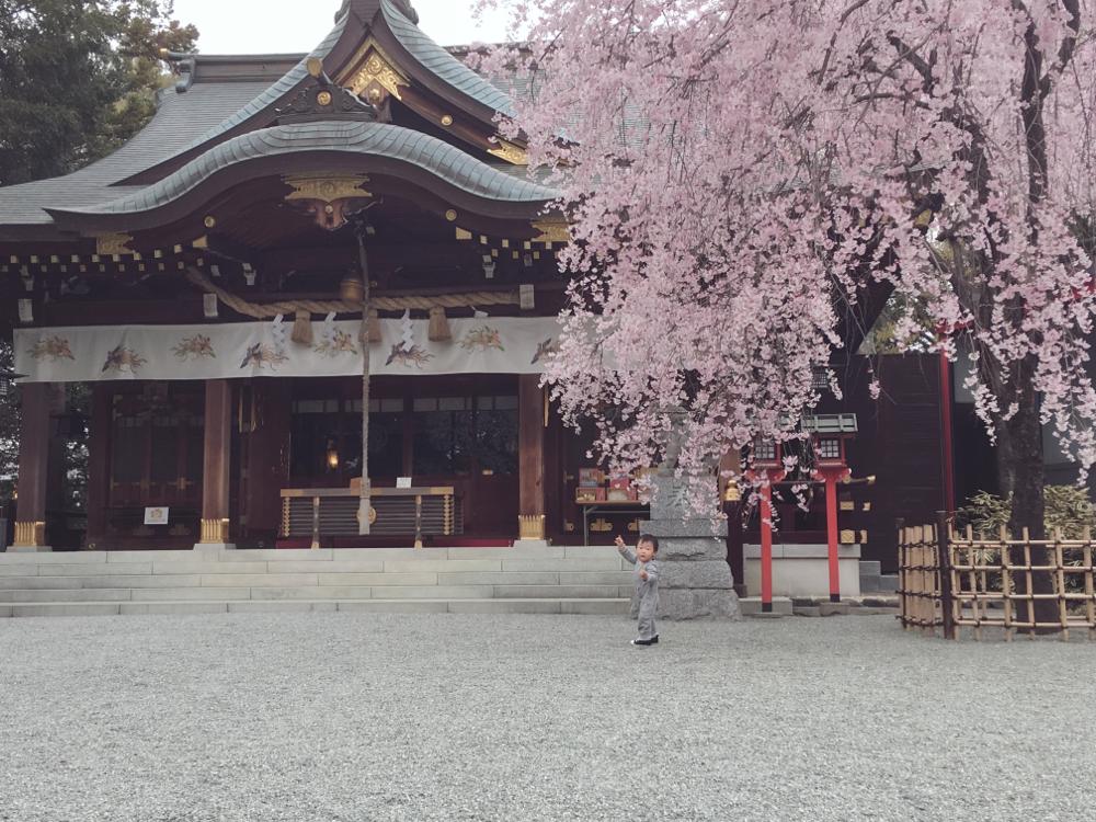 座間 鈴鹿神社