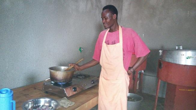 Kochen ohne Holz