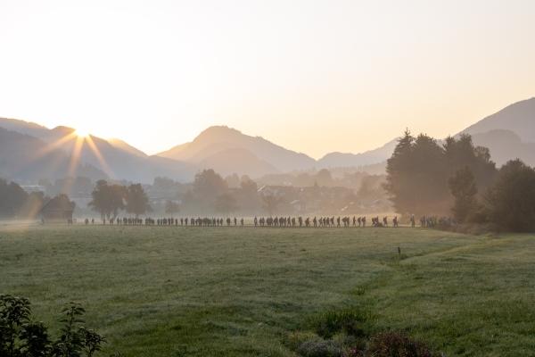 24h Wandern für Nepal - Schön war´s