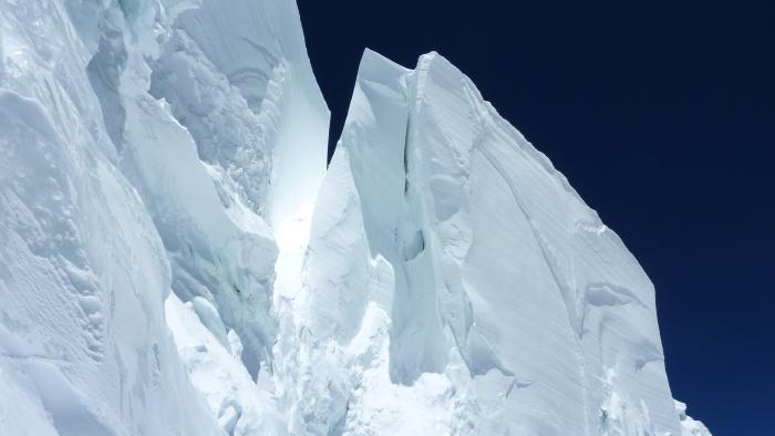 Der mächtige Eisserac © G. Kaltenbrunner