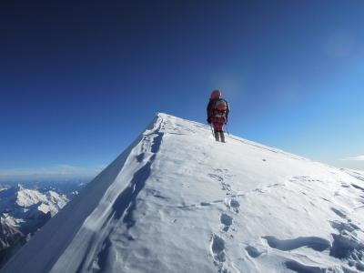Gipfel K2 .... 23.08.2011 .... 18:18 Uhr