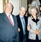 Giovanni Rana, Giuseppe Farinato, Eva Agnesi