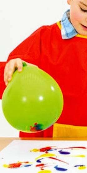 Kinderbetreuung und Feinmotorik