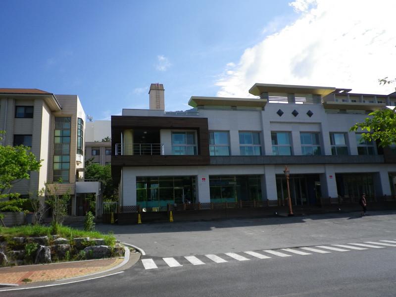 昌原(チャンウォン)大学のゲストハウス。
