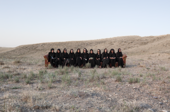 "GOHAR DASHTI   UNTITLED ( FROM ""IRAN UNTITLED)   2013"