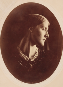 JULIA MARGARET CAMERON | MRS HERBERT DUCKWORTH  | 1867
