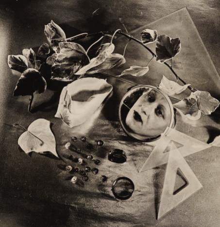 GRETE STERN | SELFPORTRAIT, 1943