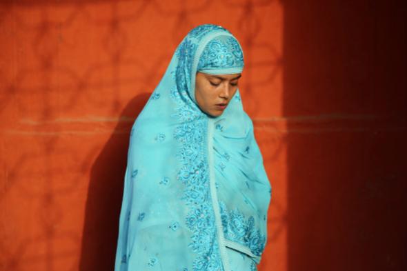 CHEENA KAPOOR | LADY AT THE JAMA MASJID, 2019