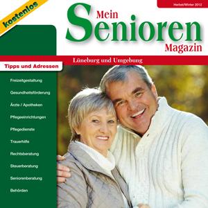 Lüneburg Mein Senioren Magazin Nr.  1