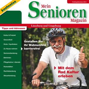 Lüneburg Mein Senioren Magazin Nr.  2