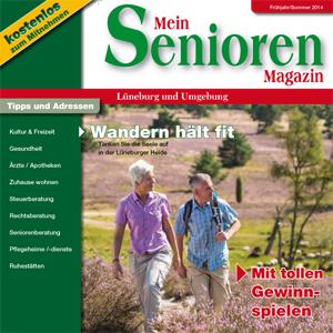 Lüneburg Mein Senioren Magazin Nr.  4