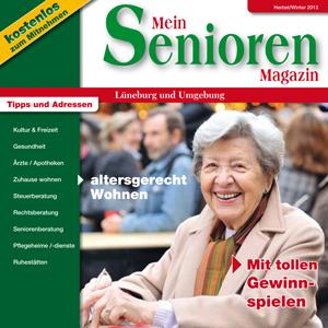Lüneburg Mein Senioren Magazin Nr.  3