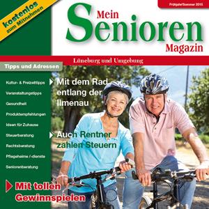 Lüneburg Mein Senioren Magazin Nr.  6