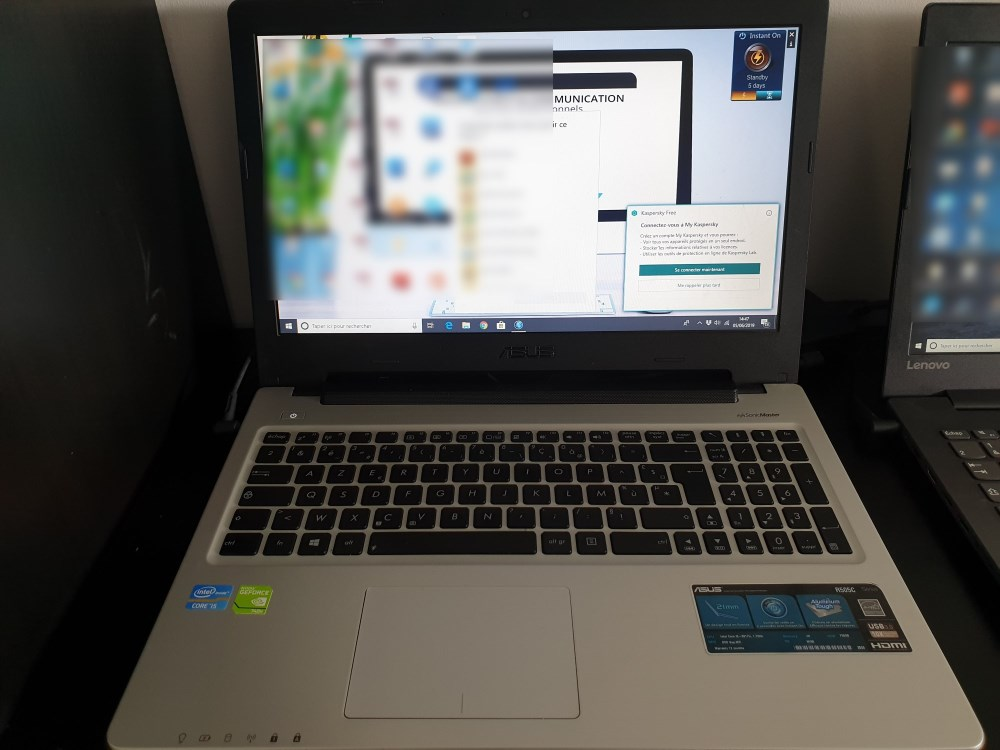 Dépannage et optimisation d'un ordinateur professionnel
