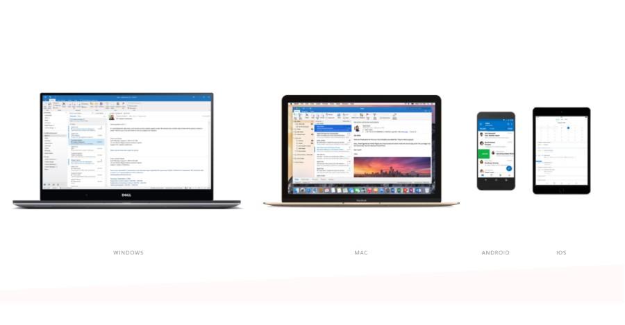Gérez vos mails, contacts, agendas et tâches, plus facilement avec Microsoft Outlook