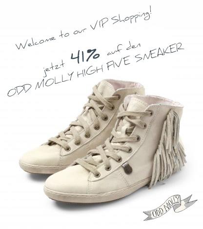 Odd Molly Sneaker