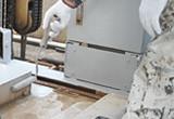 外壁塗装(水性系)下塗塗布
