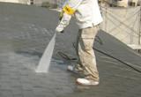 屋根塗装下地処理