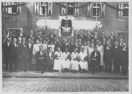 Fahnenweihe 1932