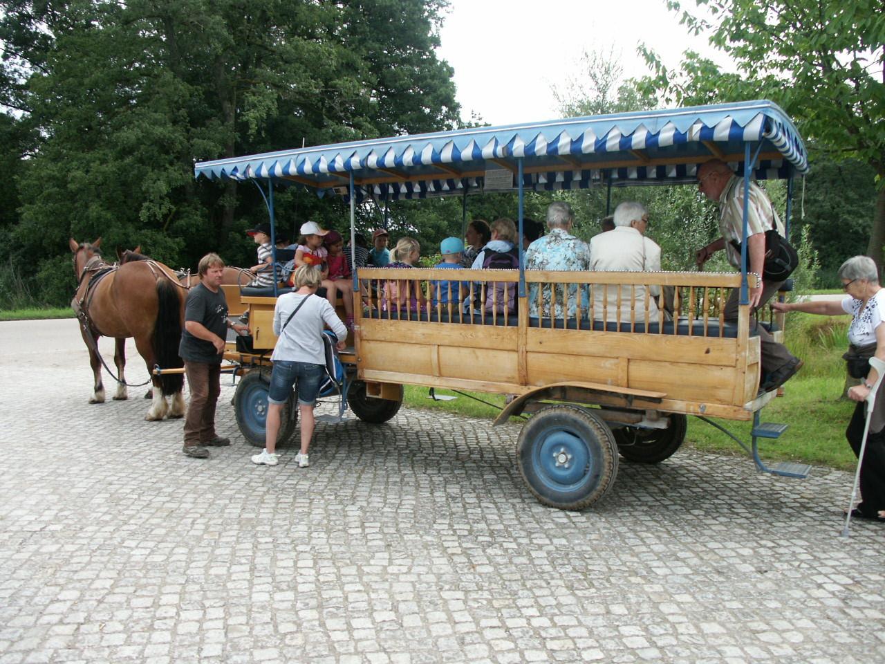 """Das richtige Verkehrsmittel für die """"Fußkranken"""""""