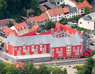 Hotel Tanne in Ilmenau
