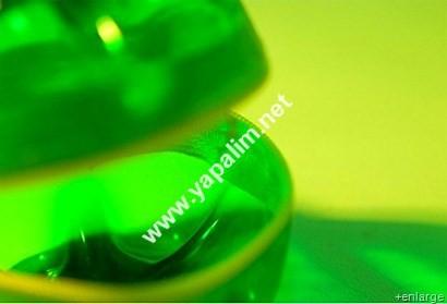 Iplik fermuar aynı boyutlarda 2 adet pet şişe