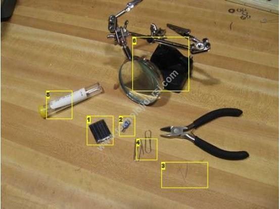 hamamböceği şeklinde robot yapımı