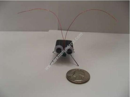 güneş enerjisiyle çalışan robot yapımı