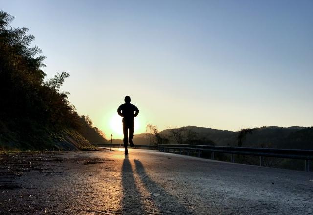 趣味のフルマラソンについて