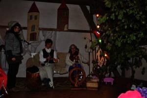 In der Märchenkulisse Dornröschen