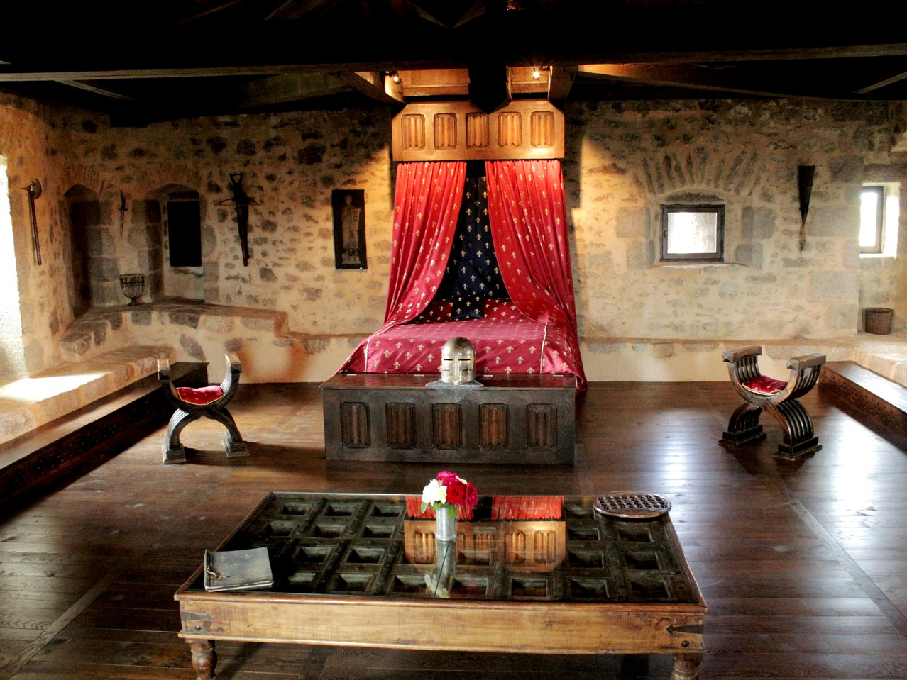 King's Chamber medieval stay