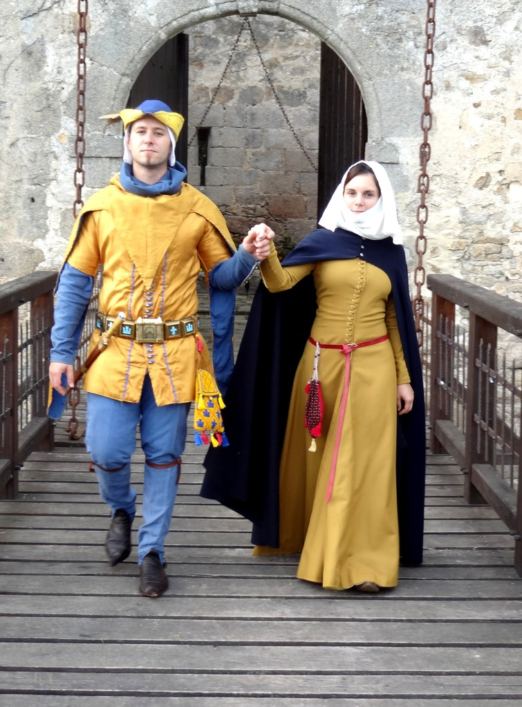 medieval weekend chateau de Tennessus