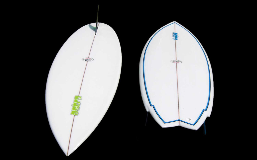 Retro Single Fin & Retro Twin