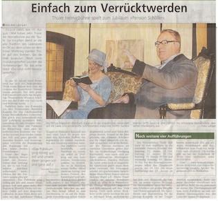Westfälisches Volksblatt vom 9.01.2014