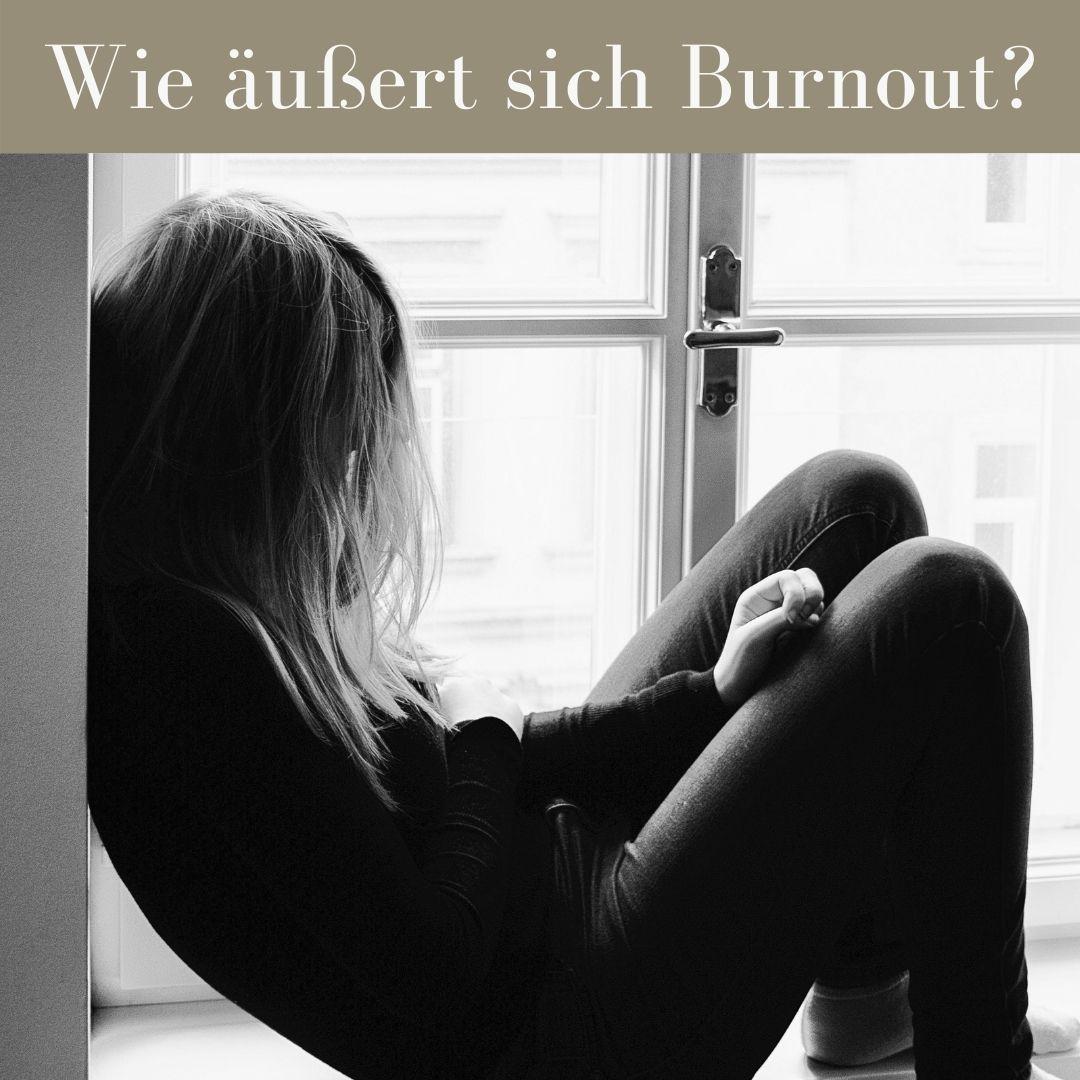 Wie äußert sich Burnout?