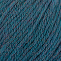 Merino Shetland 106 - Bleu-Vert Multicolore