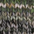 Savana Mouliné 204 - Vert-Vert jaune-Gris