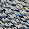 Caliope 64 - Écru-Bleu-Beige