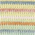Paraiso 100 - Jaune clair-Vert clair-Orange clair-Mûre nacré