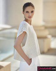 Laine Katia collection All Seasons Cotton modèle 6025-8