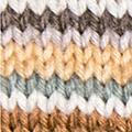 Baby Jacquard 91 - Jaune sable-Gris-Vert blanc