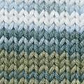 Candy 677 - Vert-Blanc-Bleu