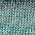 Azteca Fine Lux 405 - Bleu-Émeraude-Gris clair