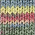 Menfis Color 108 - Corail-Rosé-Jaune clair-Bleu