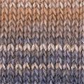 Azteca Fine Lux 413 - Marron-Bleu océan