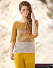 Laine Katia collection All Seasons Cotton modèle 31